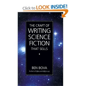Book cover: the Craft of Writing Science Fiction that Sells by Ben Bova