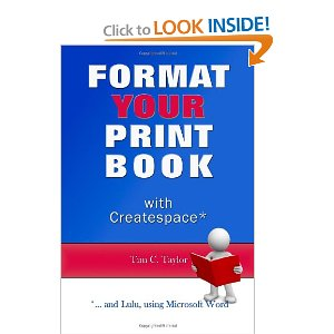 Cover image Format Your Print Book