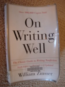Cover image On Writing Well